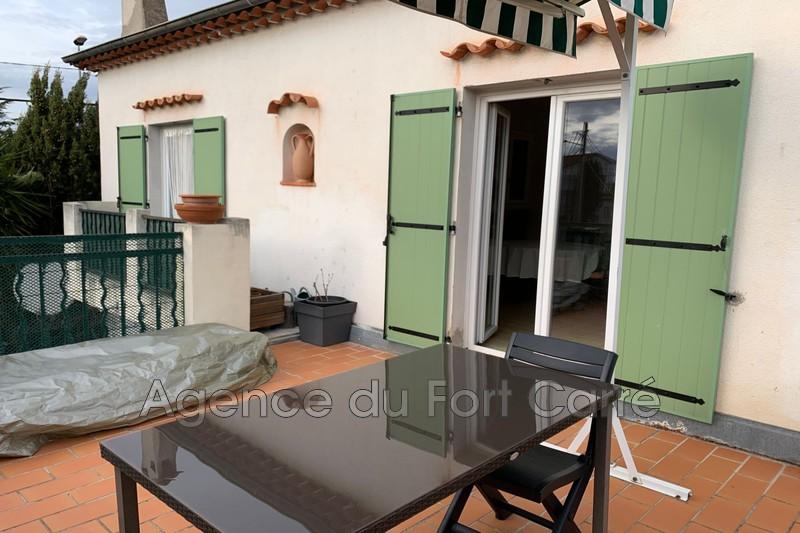 Photo Appartement Juan-les-Pins Tramontane,   achat appartement  4 pièces   87m²