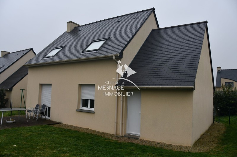 Photo n°7 - Location maison récente Trélivan 22100 - 710 €