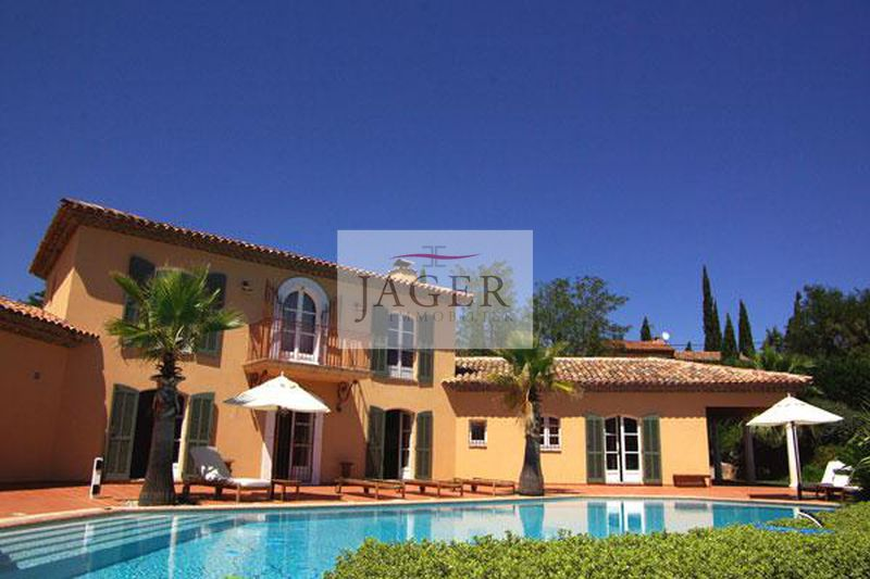 Photo Villa Grimaud Golfe de st tropez,   to buy villa  4 bedrooms   300 m²