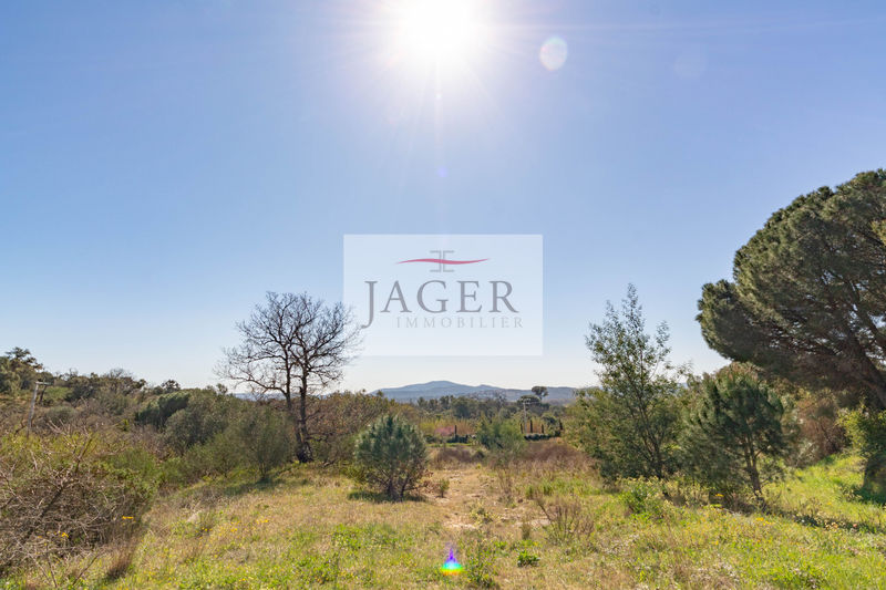 Photo Land Grimaud Golfe de st tropez,   to buy land   2533 m²