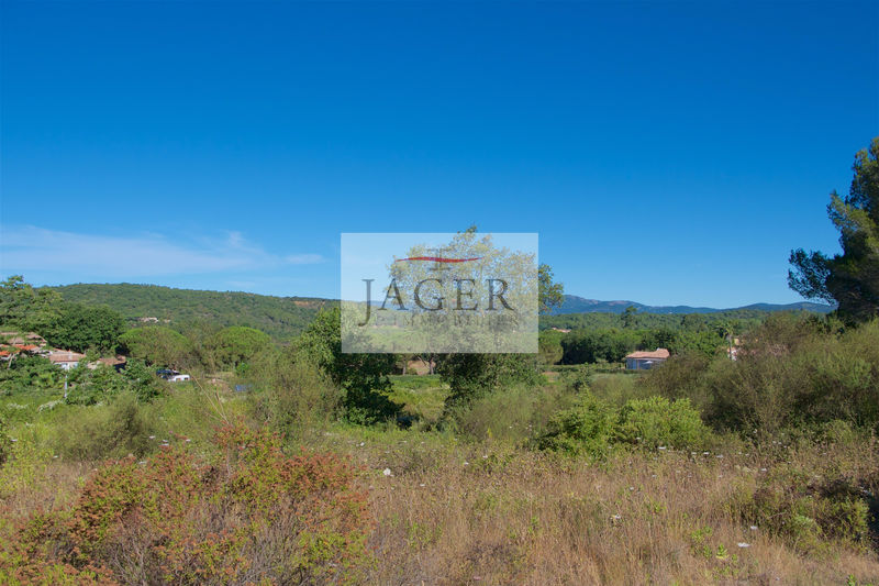 Photo Land Gassin Golfe de st tropez,   to buy land   2167 m²