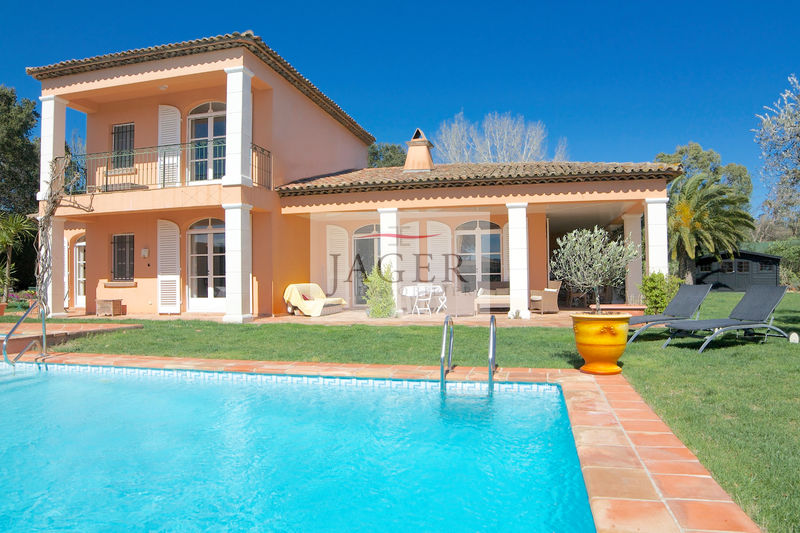 Photo Villa Grimaud Golfe de st tropez,   to buy villa  4 bedrooms   140 m²