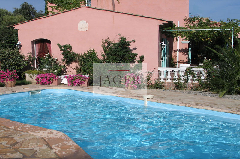 Photo Villa Grimaud Golfe de st tropez,   to buy villa  4 bedrooms   200 m²