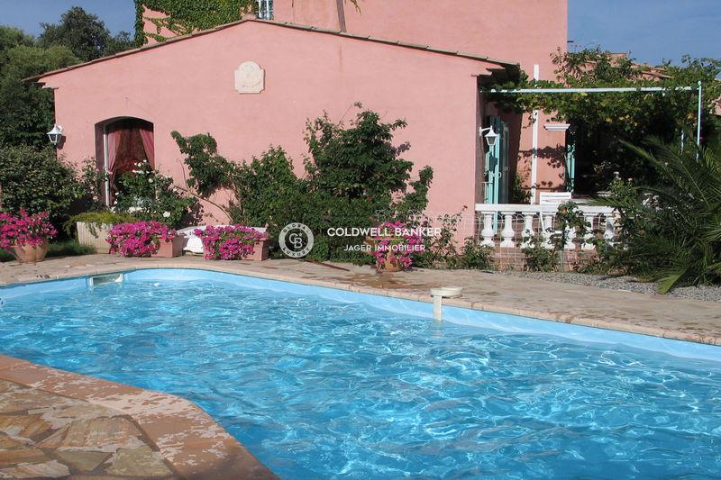 Photo Villa Grimaud Golfe de st tropez,   to buy villa  4 bedrooms   200m²