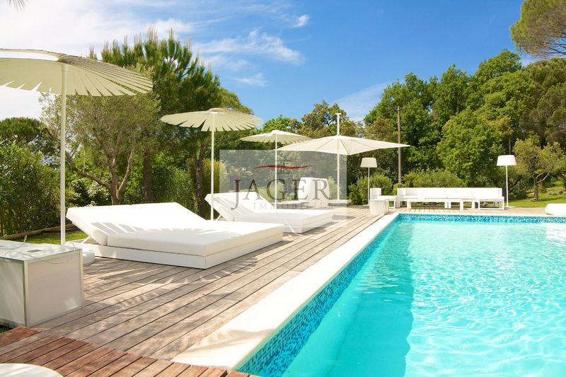 Photo Villa Grimaud Golfe de st tropez,   to buy villa  4 bedrooms   190 m²