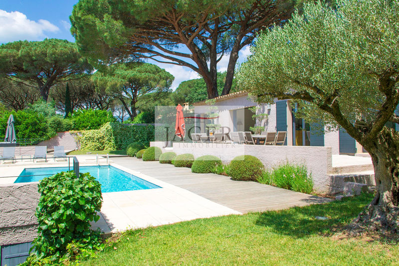 Photo Villa Grimaud Golfe de st tropez,   achat villa  6 chambres   360m²