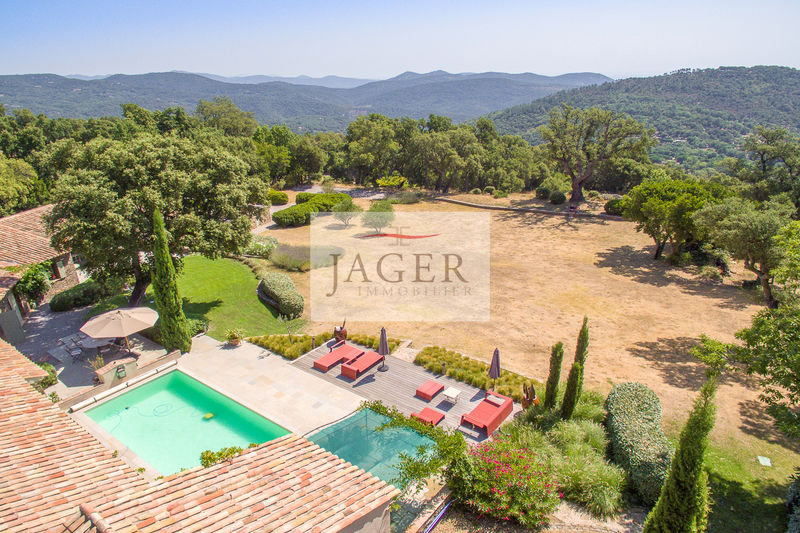 Photo Villa La Garde-Freinet Golfe de st tropez,   to buy villa  5 bedrooms   230 m²