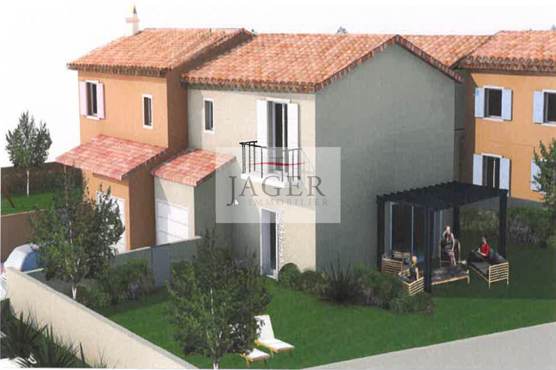 Photo n°1 - Vente terrain Grimaud 83310 - 178 000 €