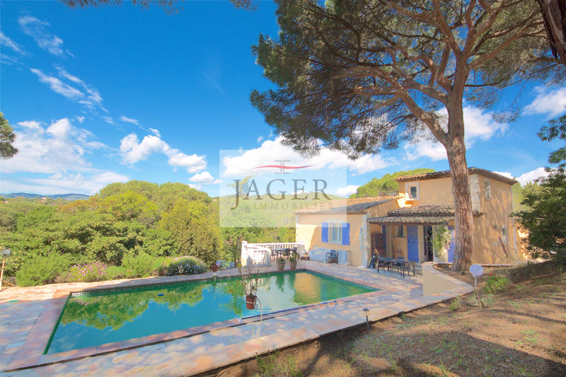 Photo Villa La Croix-Valmer Golfe de st tropez,   to buy villa  5 bedrooms   180 m²