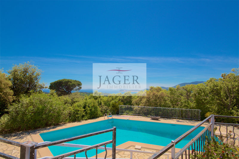 Photo Villa La Croix-Valmer Golfe de st tropez,   to buy villa  4 bedrooms   170 m²