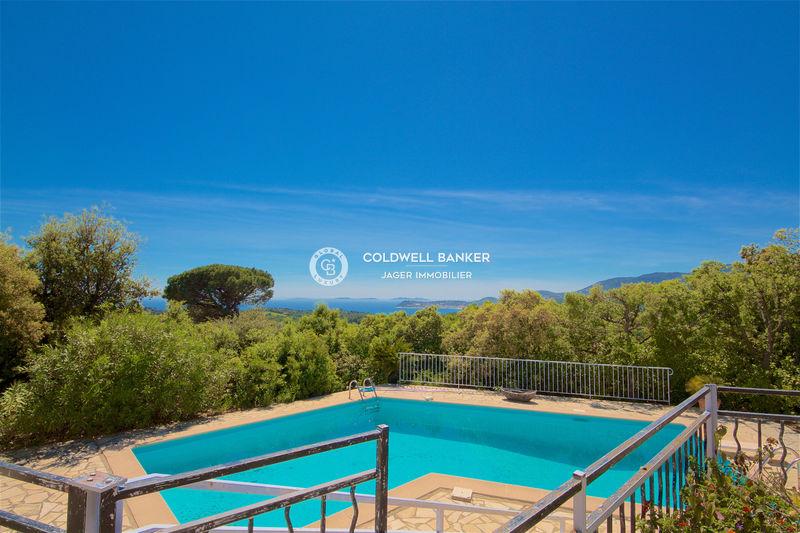 Photo Villa La Croix-Valmer Golfe de st tropez,   achat villa  4 chambres   170m²