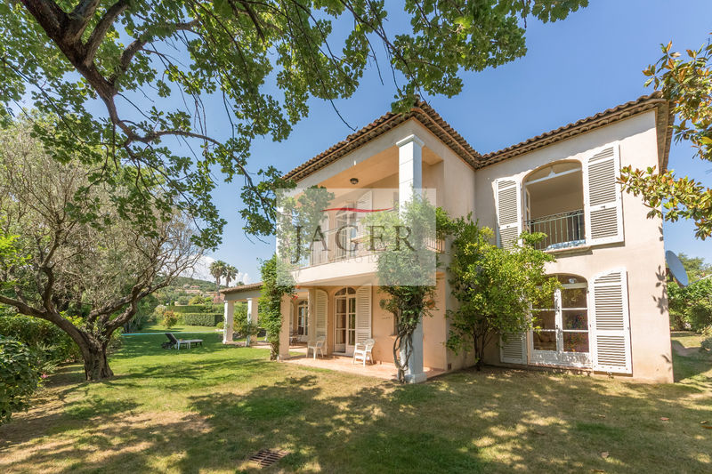 Photo Villa Grimaud Golfe de st tropez,   to buy villa  3 bedroom   150 m²