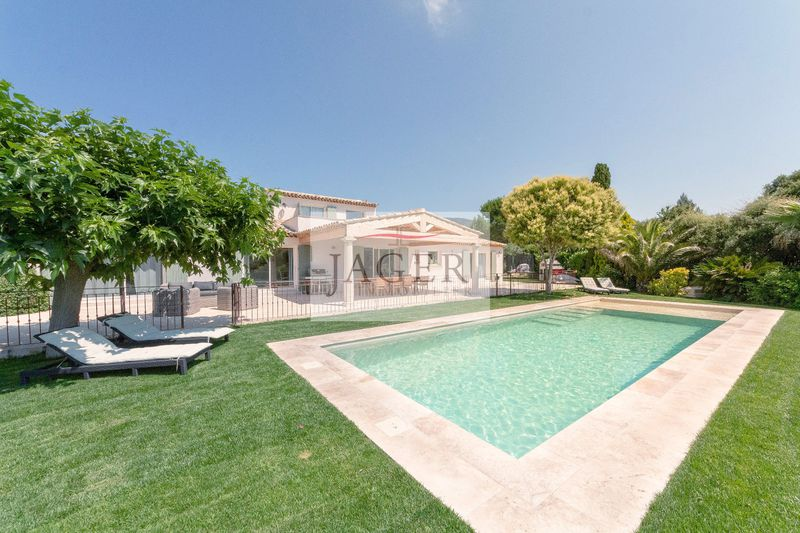 Photo Villa Grimaud Golfe de st tropez,   achat villa  5 chambres   250m²