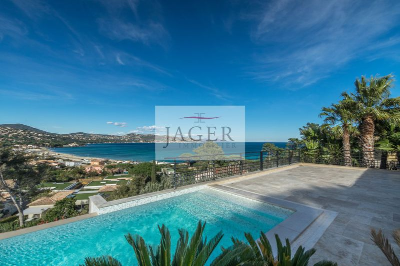 Photo Villa Sainte-Maxime Golfe de st tropez,   to buy villa  5 bedrooms   325 m²