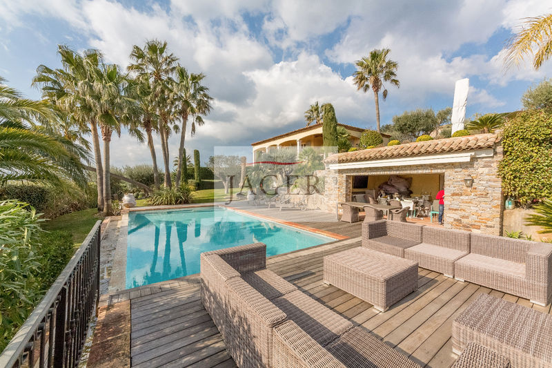 Photo Villa Grimaud Golfe de st tropez,   to buy villa  4 bedrooms   350 m²