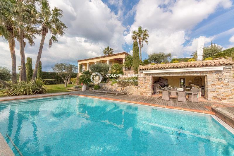 Photo Villa Grimaud Golfe de st tropez,   to buy villa  4 bedrooms   350m²
