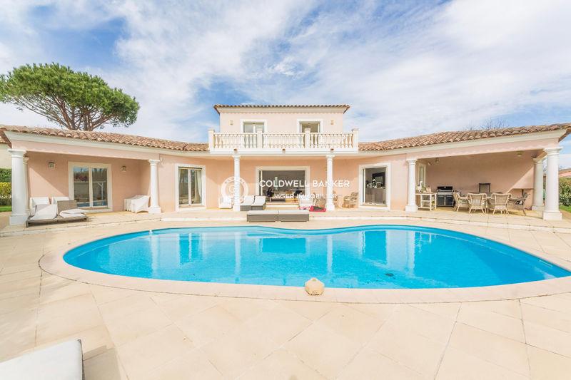 Vente villa Grimaud  Villa Grimaud Golfe de st tropez,   achat villa  4 chambres   220m²