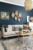 Vente villa Grimaud Comment utiliser la couleur bleu canard dans sa déco _ _ Shake My Blog