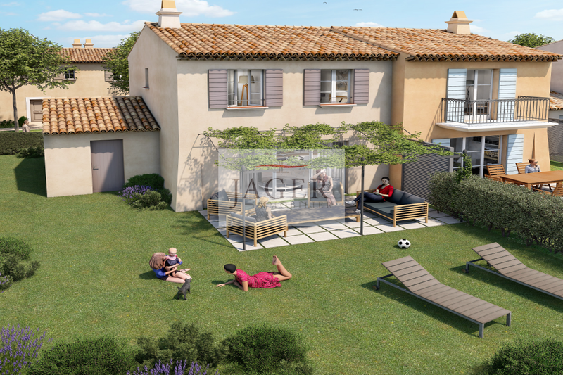 Photo Villa Grimaud Golfe de st tropez,   to buy villa  3 bedrooms   78 m²