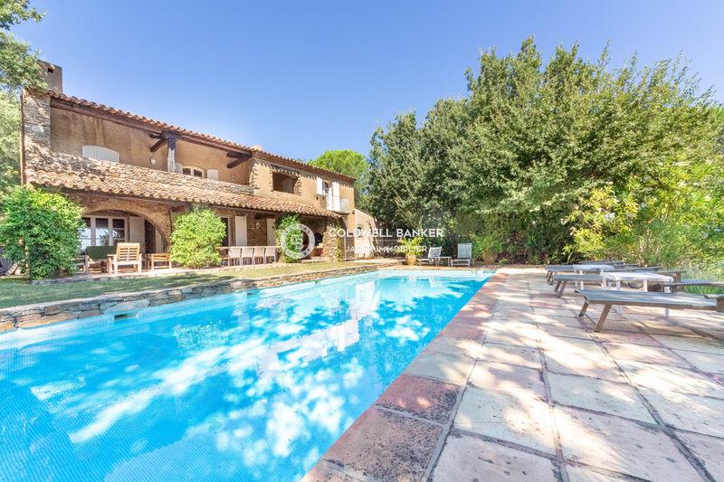 Vente villa Grimaud  Villa Grimaud Golfe de st tropez,   to buy villa  7 bedroom   250m²