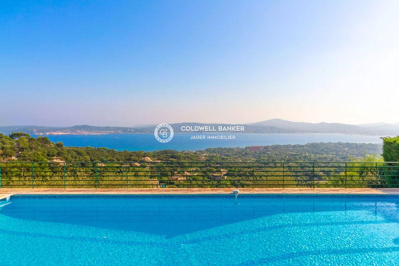 Photo Villa Grimaud Golfe de st tropez,   to buy villa  6 bedrooms   240m²
