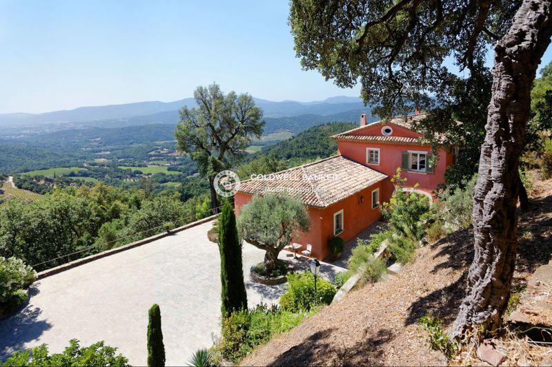 Photo Villa La Garde-Freinet Golfe de st tropez,   to buy villa  3 bedrooms   260m²