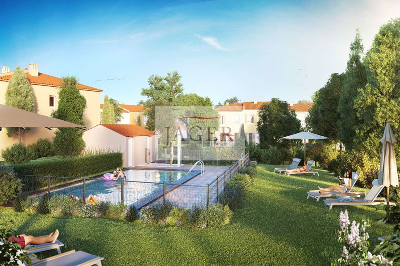 Photo Villa Grimaud Golfe de st tropez,   to buy villa  3 bedrooms   77 m²