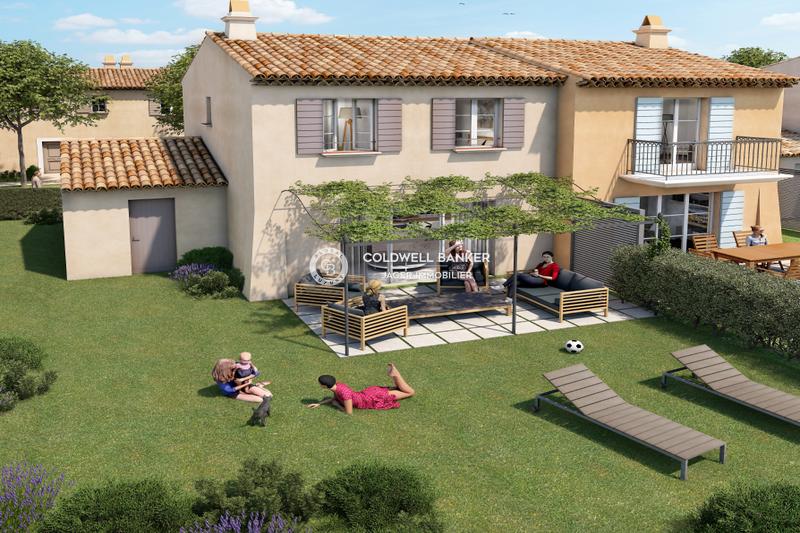 Photo Villa Grimaud Golfe de st tropez,   to buy villa  3 bedrooms   77m²
