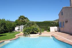 Vente villa provençale Grimaud Ballesteros 2