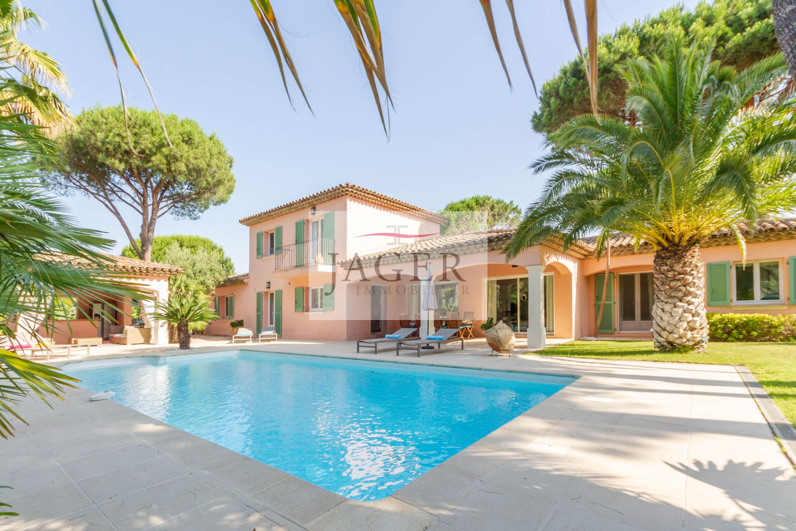 4 bedroom villa for sale Grimaud Gulf of st tropez 160 m²