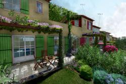 Vente maison de village Gassin esquisse villa 1-1