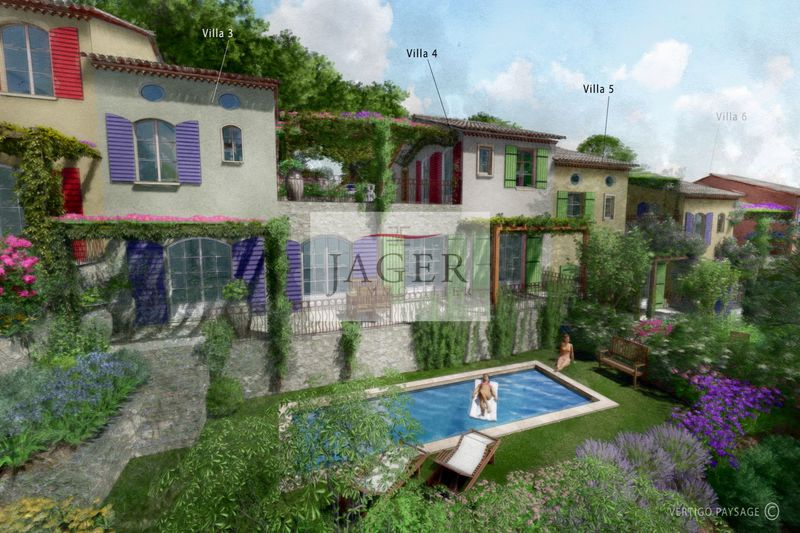 Vente maison de village Gassin  House Gassin Golfe de st tropez,   to buy house  4 bedroom   213 m²