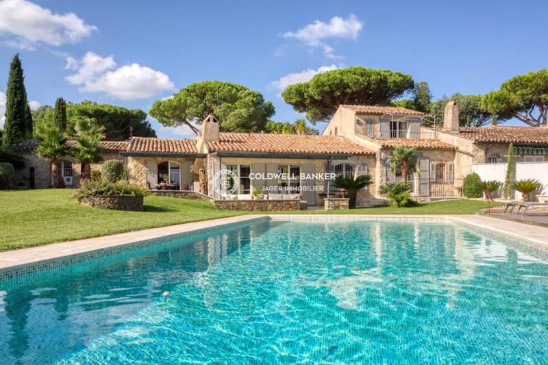 Vente villa Gassin  Villa Gassin Golfe de st tropez,   to buy villa  4 bedroom   200m²