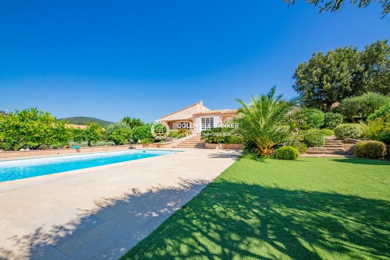 Vente villa provençale Grimaud  Villa provençale Grimaud Golfe de st tropez,   achat villa provençale  5 chambres   170m²