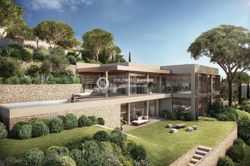 Vente villa Grimaud  Villa Grimaud Golfe de st tropez,   achat villa  4 chambres   178m²