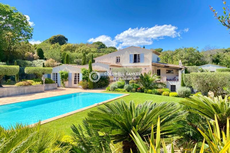 Vente villa Grimaud  Villa Grimaud Golfe de st tropez,   achat villa  6 chambres   260m²