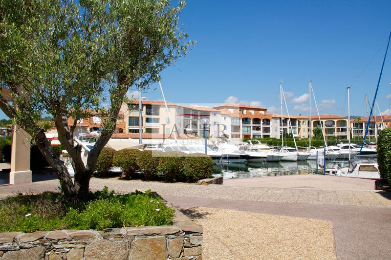 Photo Apartment Port Cogolin Golfe de st tropez,   to buy apartment  3 rooms   120 m²