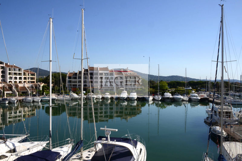 Vente appartement Cogolin  Apartment Cogolin Golfe de st tropez,   to buy apartment  2 rooms   45 m²
