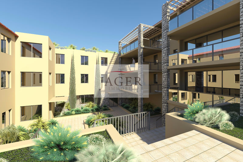 Photo Apartment Les Issambres Golfe de st tropez,   to buy apartment  3 rooms   77 m²