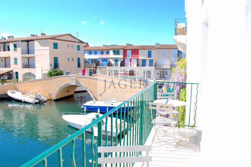 Photo Apartment Port Grimaud Golfe de st tropez,   to buy apartment  4 rooms   88 m²
