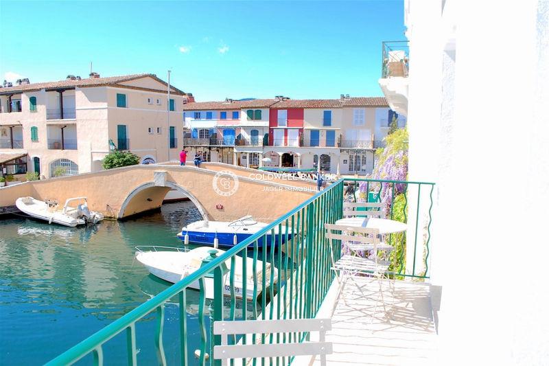 Photo Appartement Port Grimaud Golfe de st tropez,   achat appartement  4 pièces   88m²