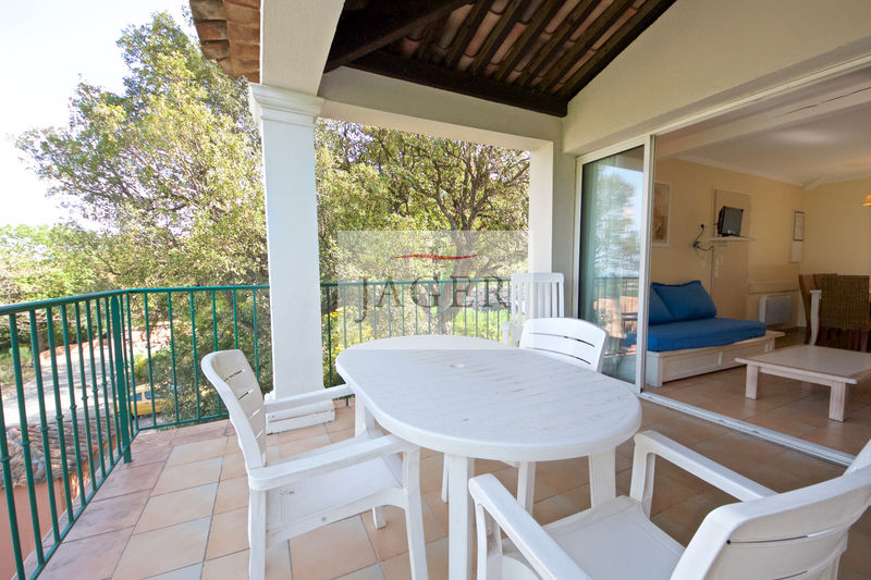 Photo Apartment Grimaud Golfe de st tropez,   to buy apartment  3 rooms   37 m²