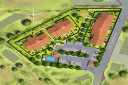Vente appartement Le Plan-de-la-Tour ECRIN_VERT - Plan Masse_v1-rvb-3N7J