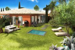 Vente appartement Grimaud Les Villages d'Or de Grimaud vue villa