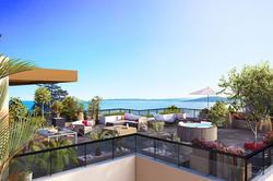Vente duplex Les Issambres CAP TURQUOISE - Terrasses T4