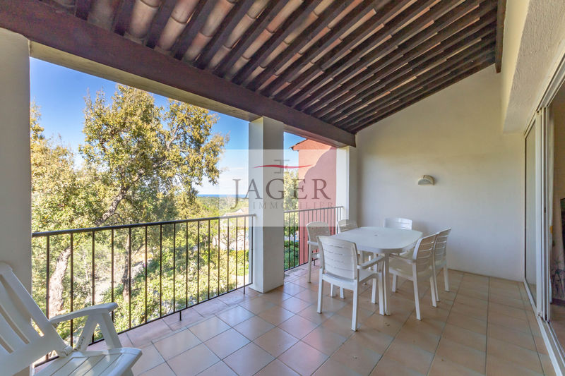 Vente appartement Grimaud  Apartment Grimaud Golfe de st tropez,   to buy apartment  3 rooms   42 m²