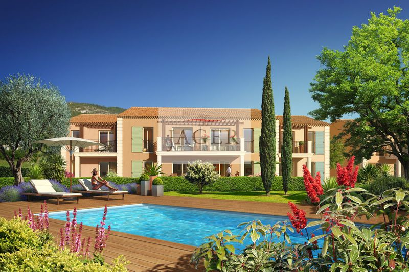 Vente appartement Le Plan-de-la-Tour  Apartment Le Plan-de-la-Tour Golfe de st tropez,   to buy apartment  4 rooms   60 m²