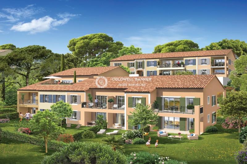 Vente appartement Cogolin  Apartment Cogolin Golfe de st tropez,   to buy apartment  3 rooms   55m²