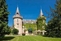 Vente château Chagny Facade1