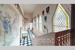 Vente château Chagny Chateau-De-Bellecroix-etages-commanderie-Corridor